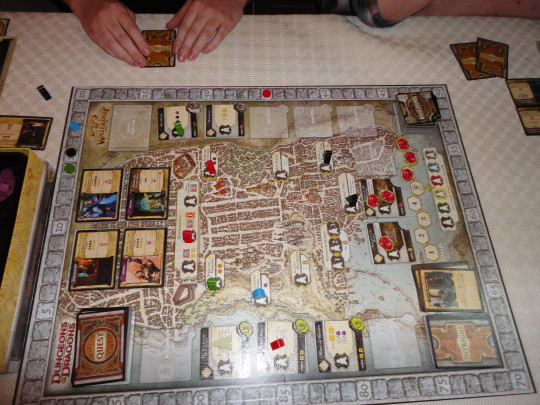 Lords of Waterdeep Above