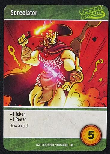 Sorcelator Penny Arcade Gamers vs Evil