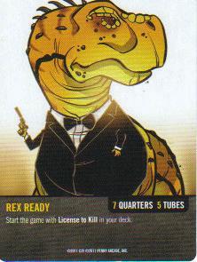 Rex Ready