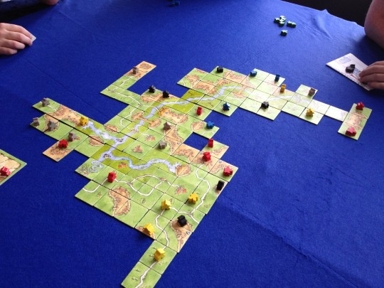 Carcassonne Gameplay 2