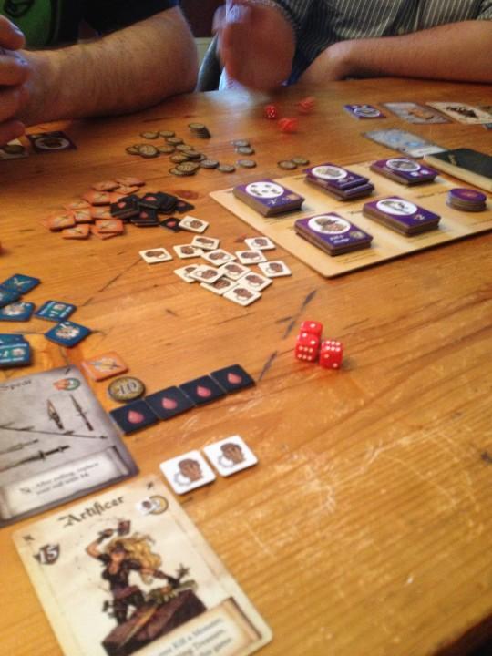 Gauntlet of Fools Gameplay