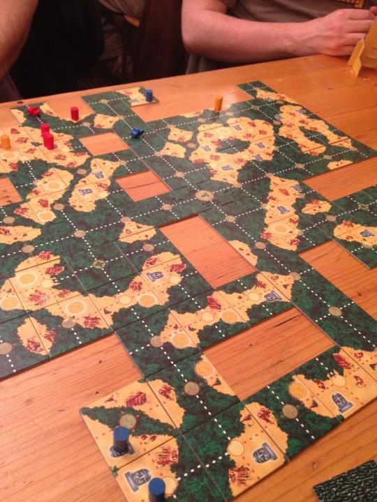Im Reich der Jadegöttin Gameplay 1