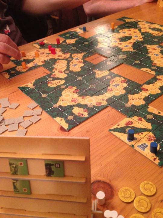 Im Reich der Jadegöttin Gameplay 2