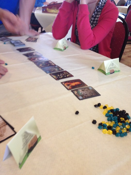 Incan Gold Gameplay