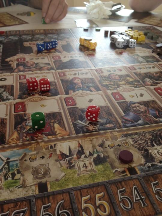Kingsberg Gameplay