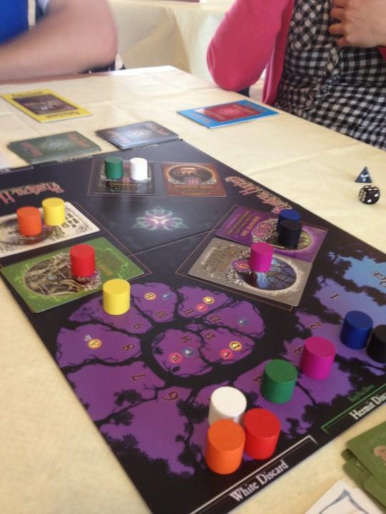 Shadow Hunters Gameplay
