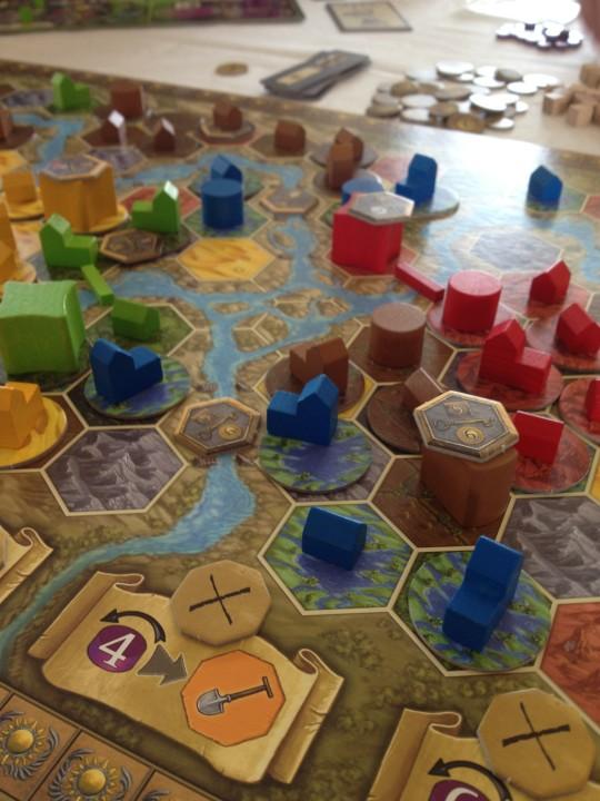 Terra Mystica Gameplay 2