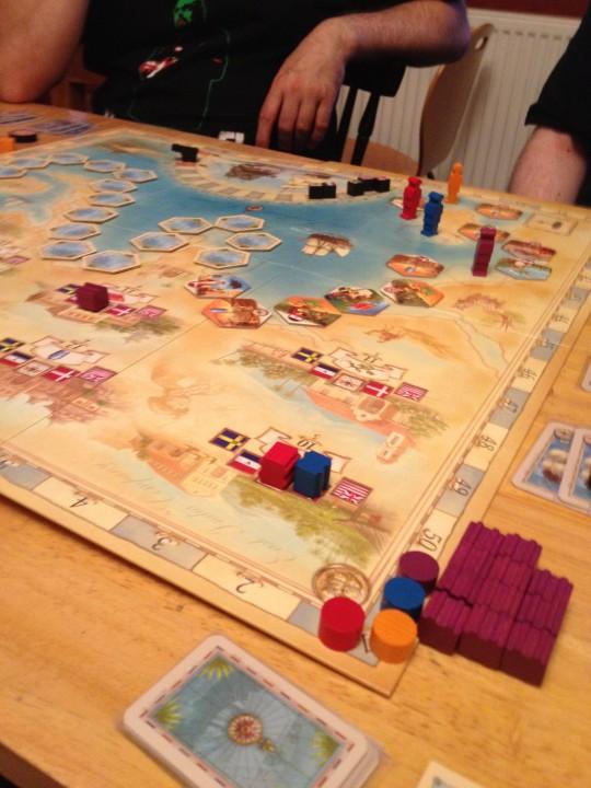 Batavia Gameplay
