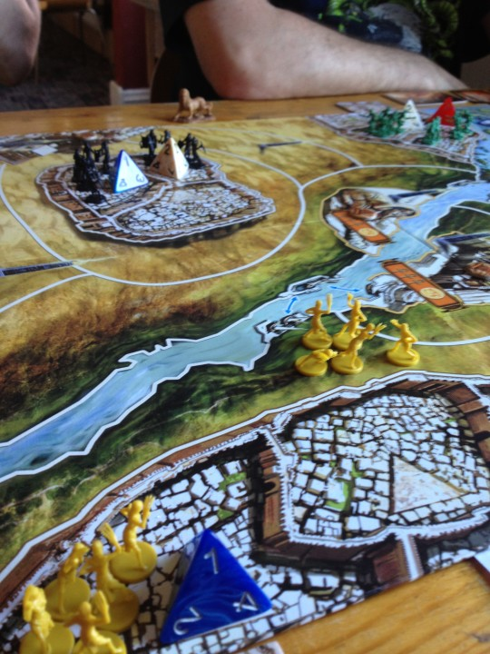 Kemet Gameplay 1