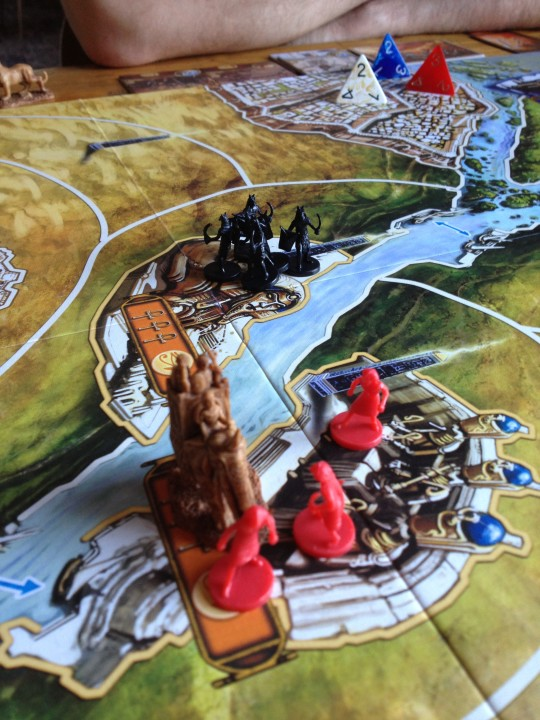 Kemet Gameplay 2