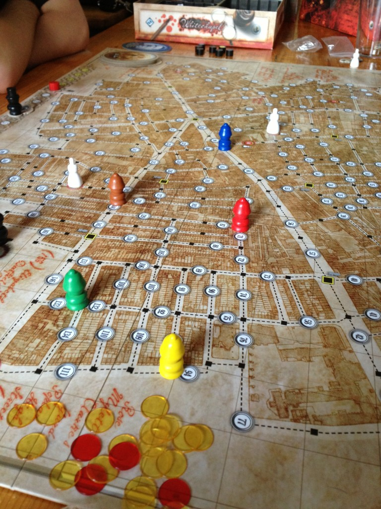 Gameday First Play – Letters from Whitechapel