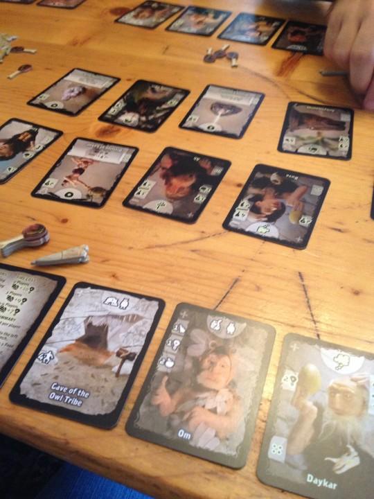 Cavemen Gameplay
