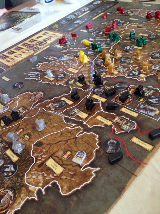 Game of Thrones Gameplay