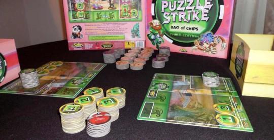 Puzzle Strike Setup