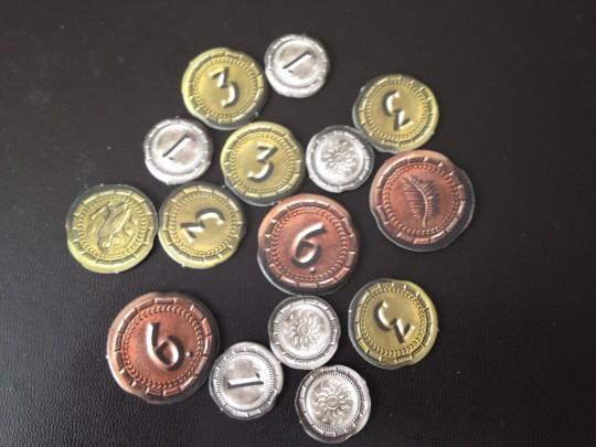 7 Wonders Coin Scoring