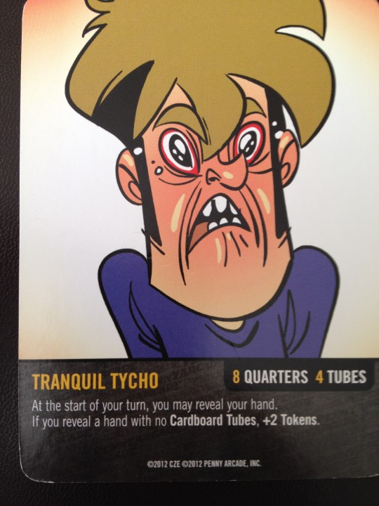 Tranquil Tycho