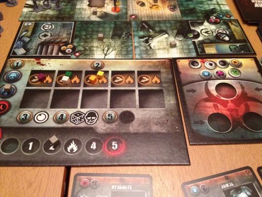 Dark Darker Darkest Board
