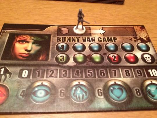 Dark Darker Darkest Player Board
