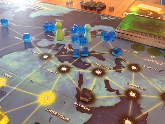 Pandemic Euro Trouble