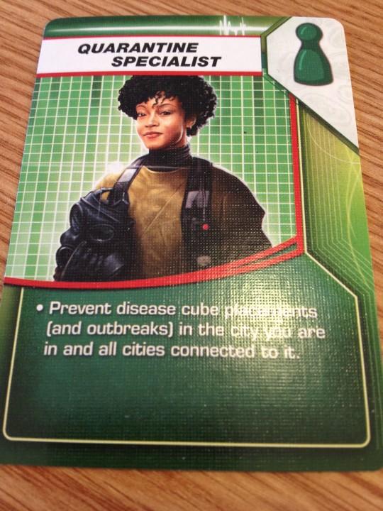 Pandemic Quarantine Specialist
