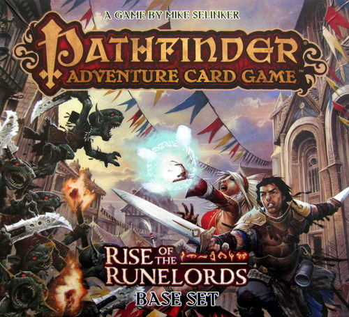 Pathfinder Advaenture Card Game Box
