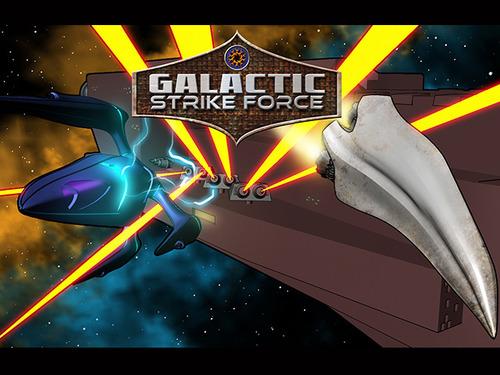 Galactic Strike Force Box