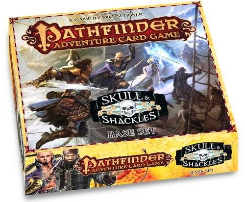 Pathfinder Skull and Shackles Box