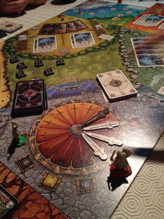 Swords on the Round Table - Shadows over Camelot