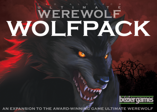 Ultimate Werewolf Deluxe Edition Box