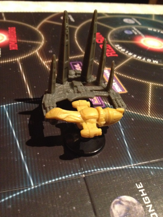 Firefly Alliance Ship