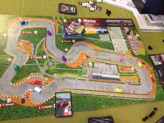 Race Formula 90 Board
