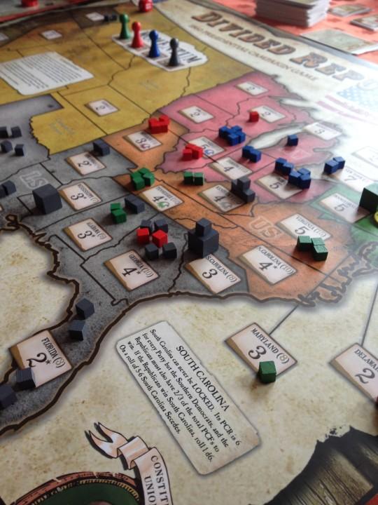 Divided Republic Board