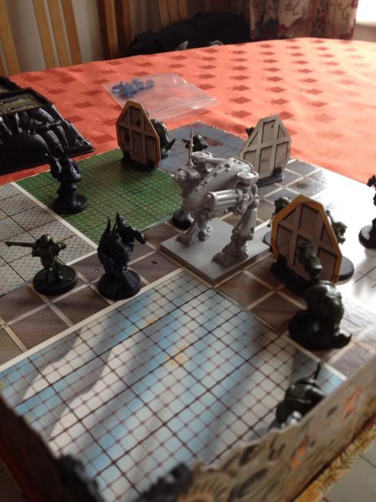 Space Crusade Bad Guys