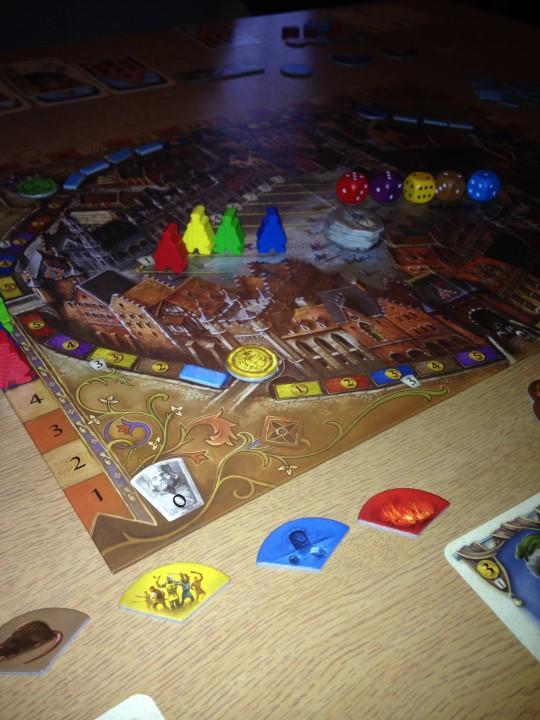 Bruges Board