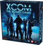 XCOM The Board Game Box