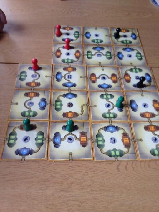 Enigma Board