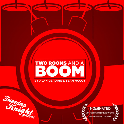 Gameday First Play – Two Rooms and a Boom | JestaThaRogue