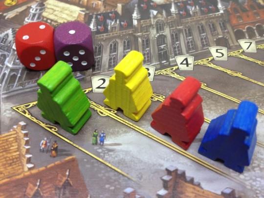 Bruges Move Up Reputation Track