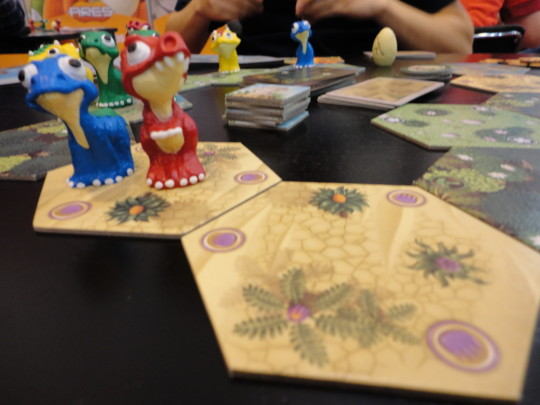 Dino Race Board