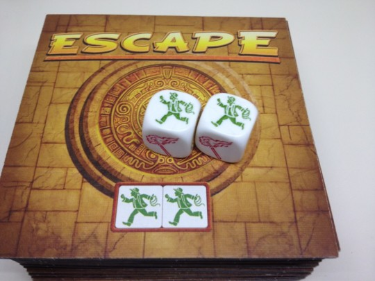 Escape the Curse of the Temple Explore Die
