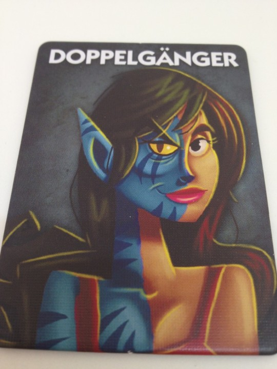 One Night Ultimate Werewolf Doppelganger