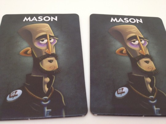 One Night Ultimate Werewolf Masons