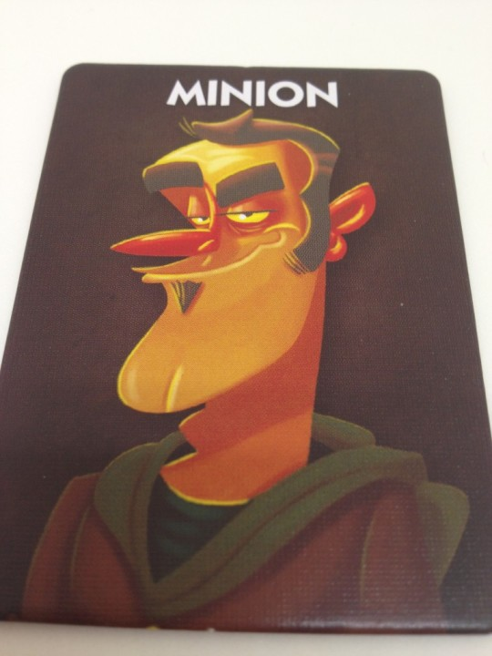One Night Ultimate Werewolf Minion