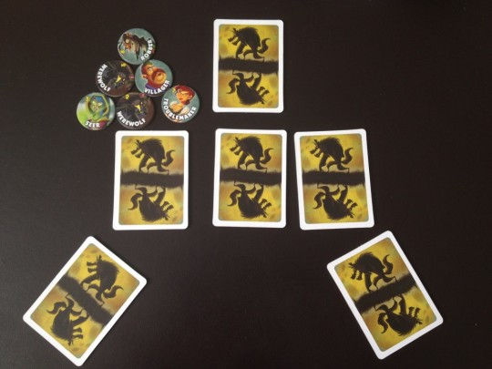 One Night Ultimate Werewolf Setup