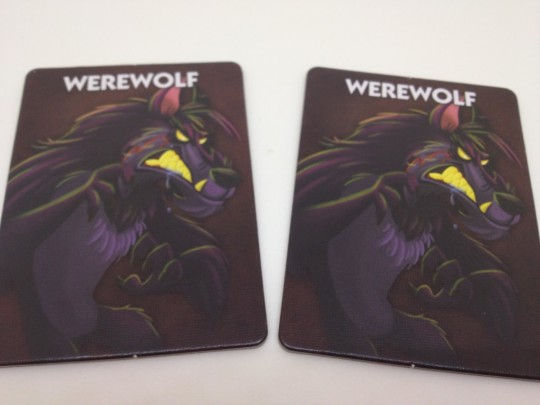 One Night Ultimate Werewolf Werewolves