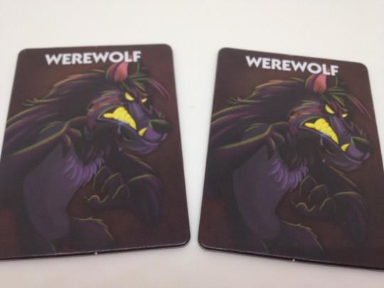 One Night Ultimate Werewolf Werewolves