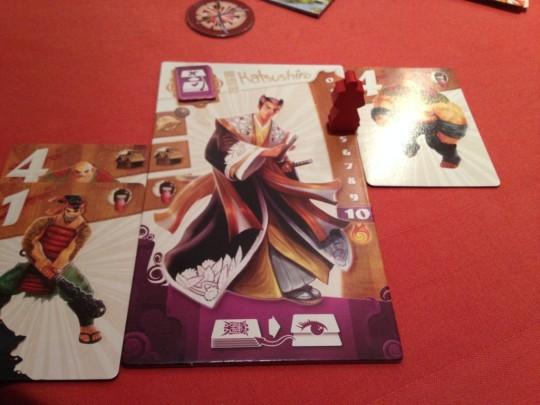 Samurai Spirit Character