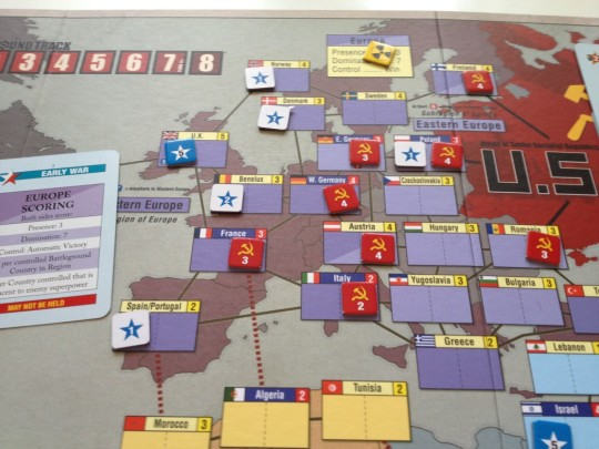 Twilight Struggle Europe