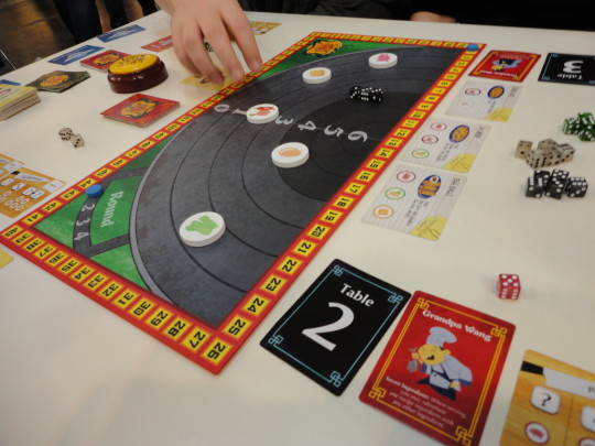 Wok Star Game Play