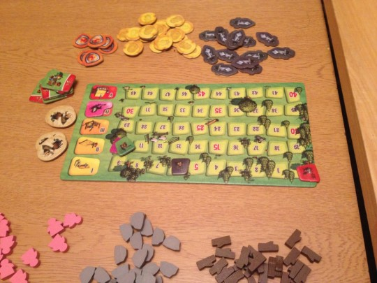 Imperial Settlers Scoreboard and Resources